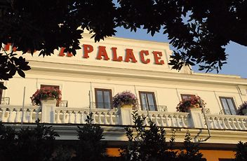 Grand Hotel Europa Palace Sorrent